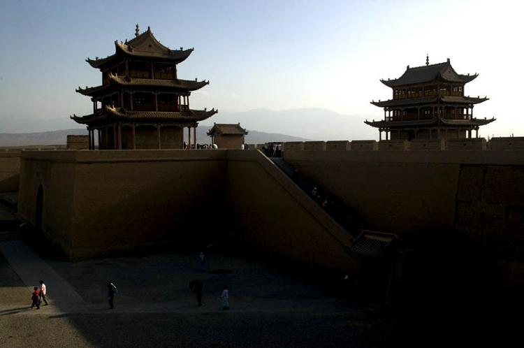 中国嘉峪関